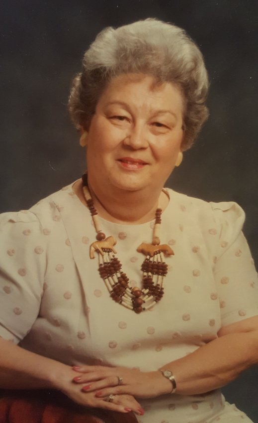 Patricia Ruth Vance