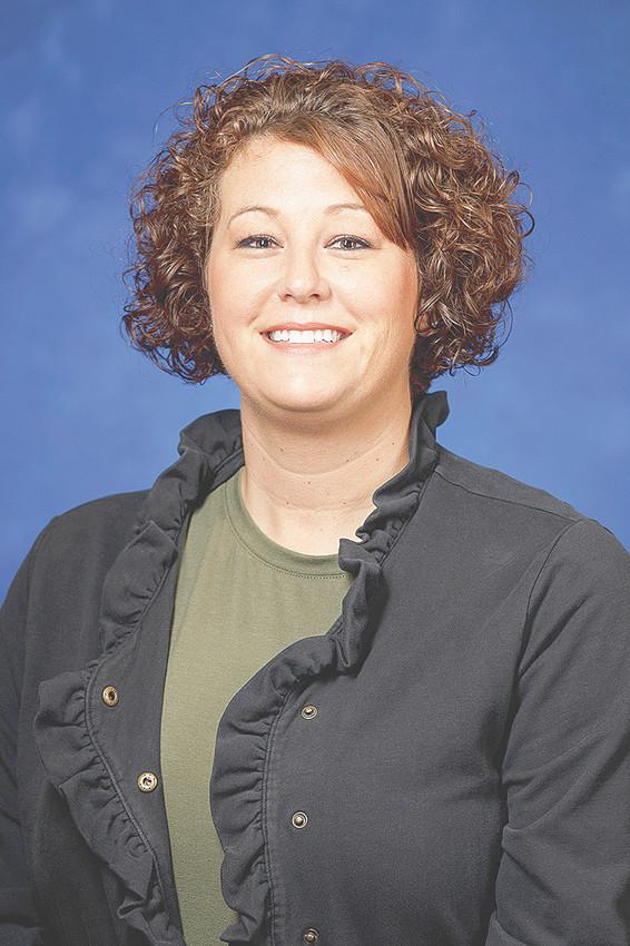 MHS teacher Lindsey Parham