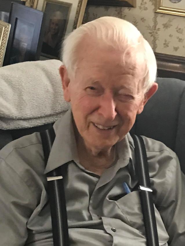 James Chatham of McKenzie to celebrate 90th birthday
