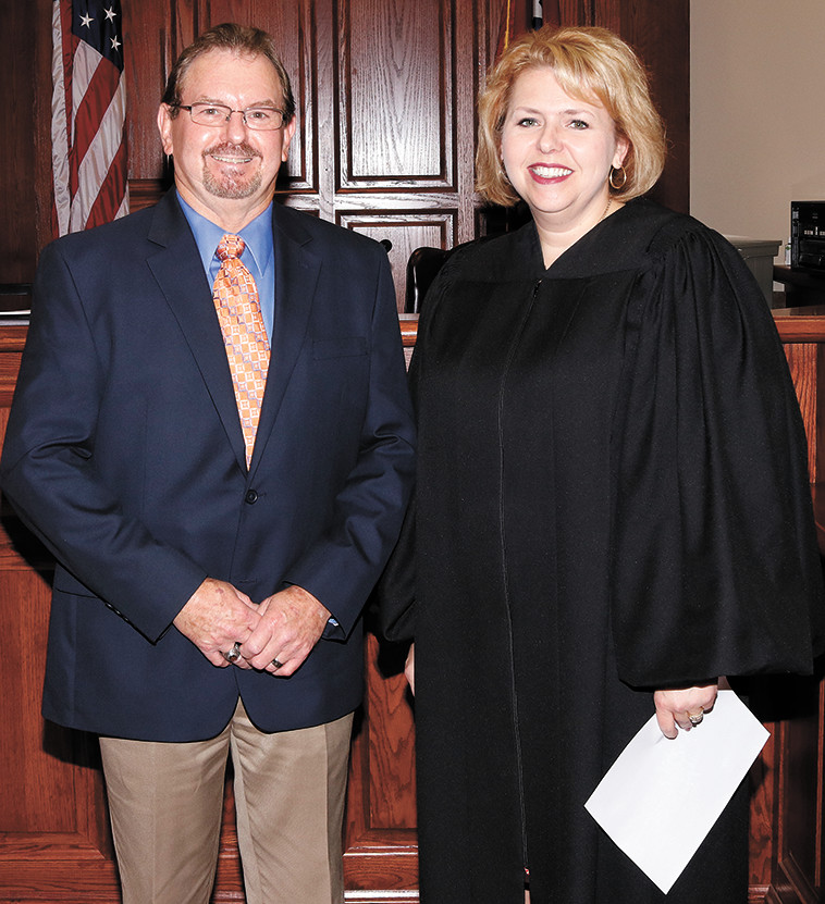 Kenneth Todd, Carroll County Clerk and Master, was reappointed by Chancellor Carma McGee.