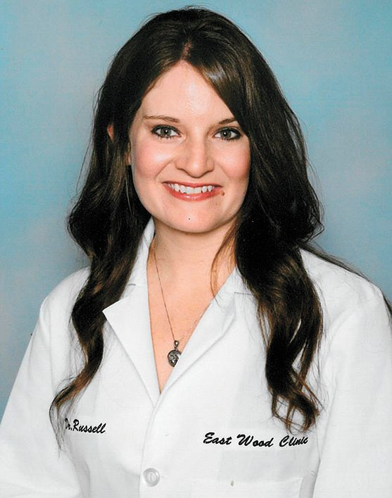 Dr. Bethany Russell Joins HCMC Medical Team at East Wood Clinic