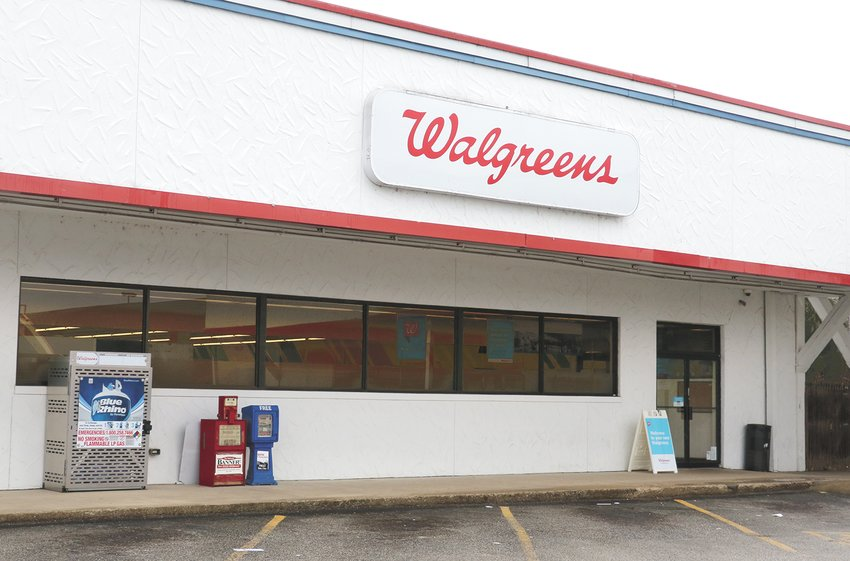Walgreens of McKenzie is located in the former Rite Aid location.