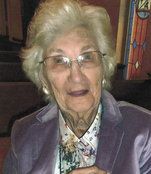 KATHRYN GILBERT VARNELL 1917-2018