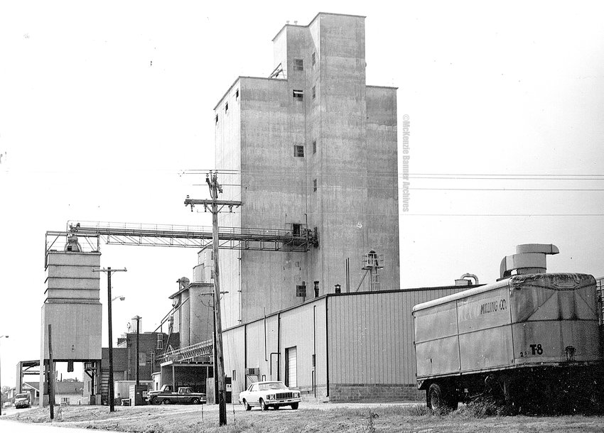 Keco Milling Company, early 1980s.