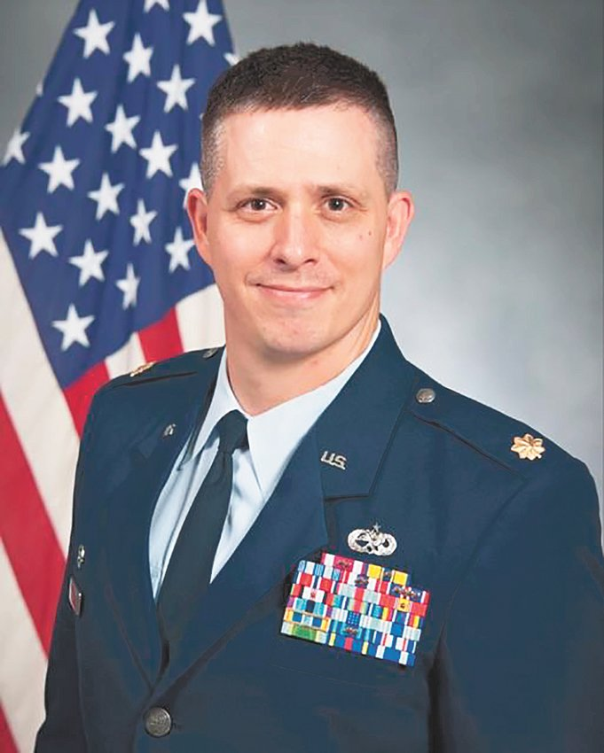 Major Eric L. Burke