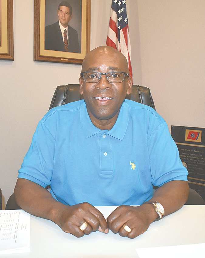 Jessie Townes, the longest-serving councilperson on the McKenzie board, was elected the new vice mayor unanimously by his fellow councilmen.