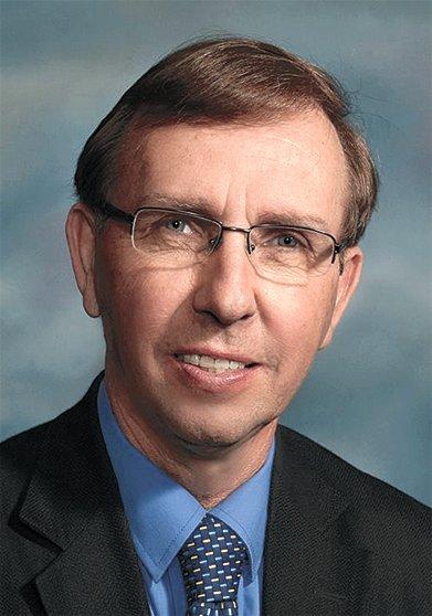 Joel Washburn, Publisher of the McKenzie Banner and Dresden Enterprise.