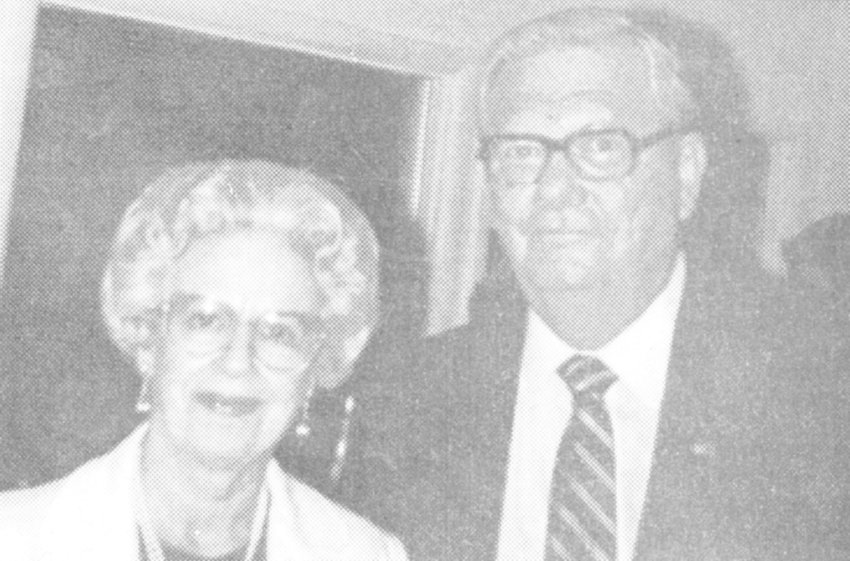 Lola and Jim Alexander were a steadfast couple. The pair worked together to make McKenzie their home no matter where they were located.
