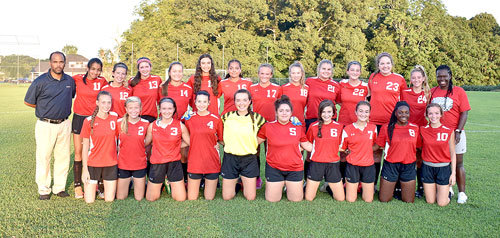 The McKenzie High School Lady Rebel soccer team earned a third-straight state tournament bid.