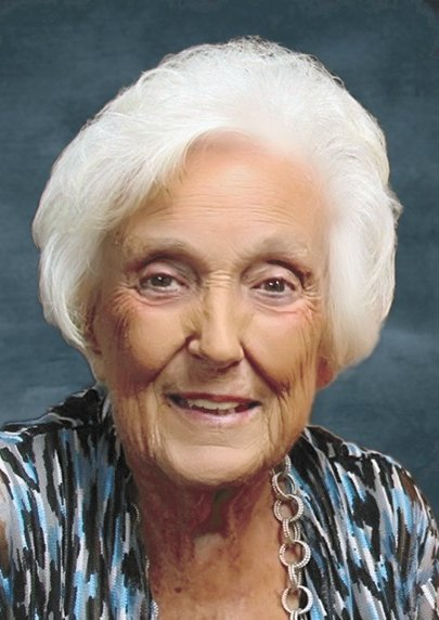 Virginia Sue 'Ginger' Lampley Harris 1928-2019