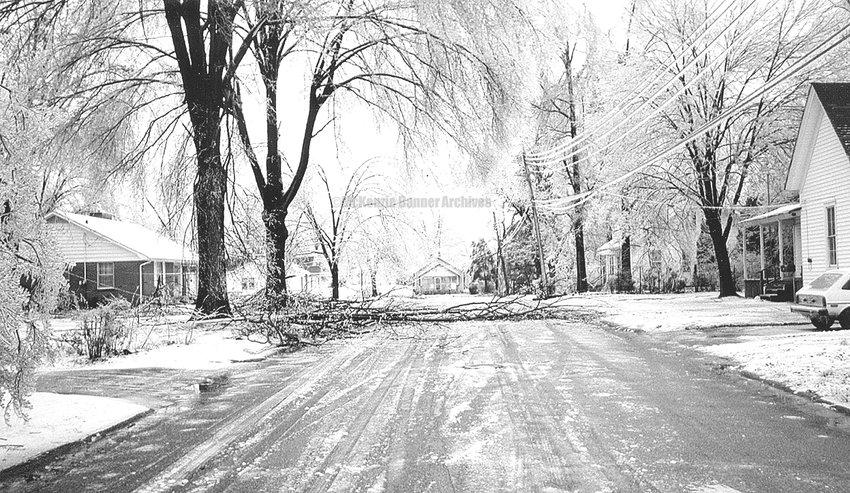 Ice Storm, 1994.