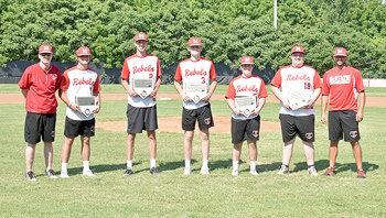 Mhs Baseball Seniors Honored The Mckenzie Banner