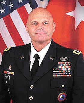 Major General Tommy H. Baker