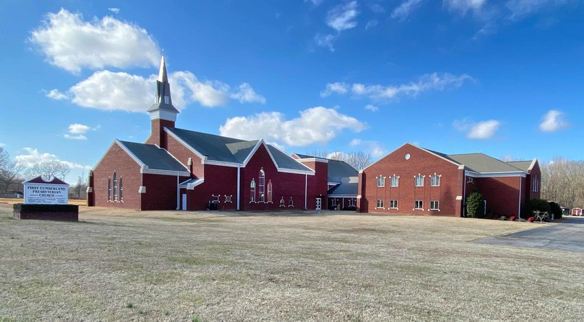 The new sanctuary joins the Family Life Center and Sunday School rooms built in the early 2000s.