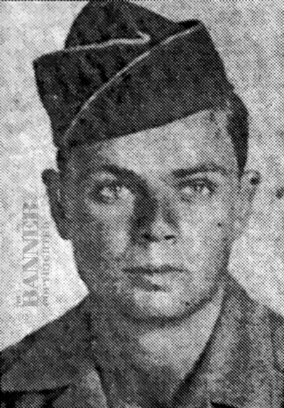Homer Dwayne Pearson was an American POW during WWII.