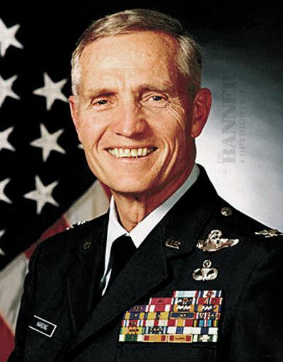 Colonel James C. Harding, retired USAF