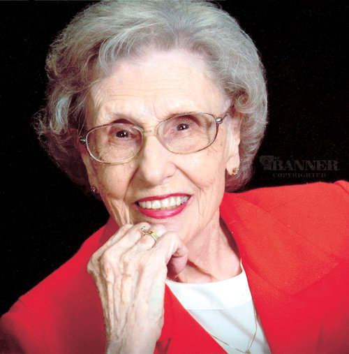 Ramona K. Washburn, former publisher of the McKenzie Banner   and Dresden Enterprise newspapers died Monday, June 28.