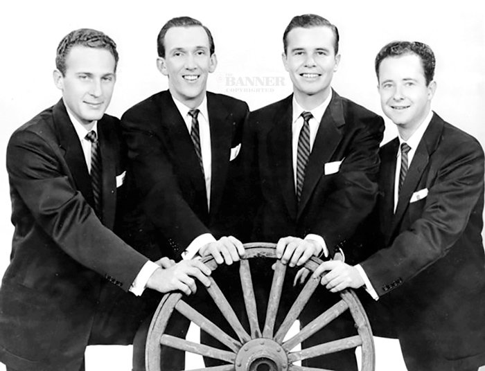 In the early 1950s, Stoker joined The Jordanaires and became part of music history.