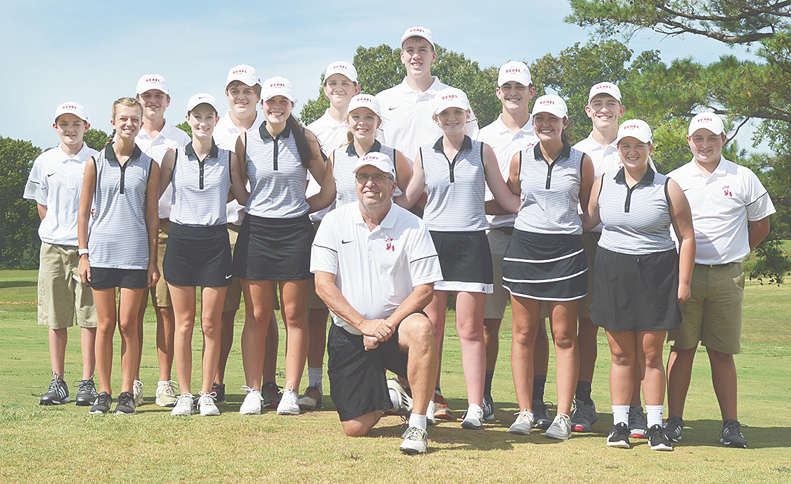 McKenzie (Tenn.) Golf Team 2018