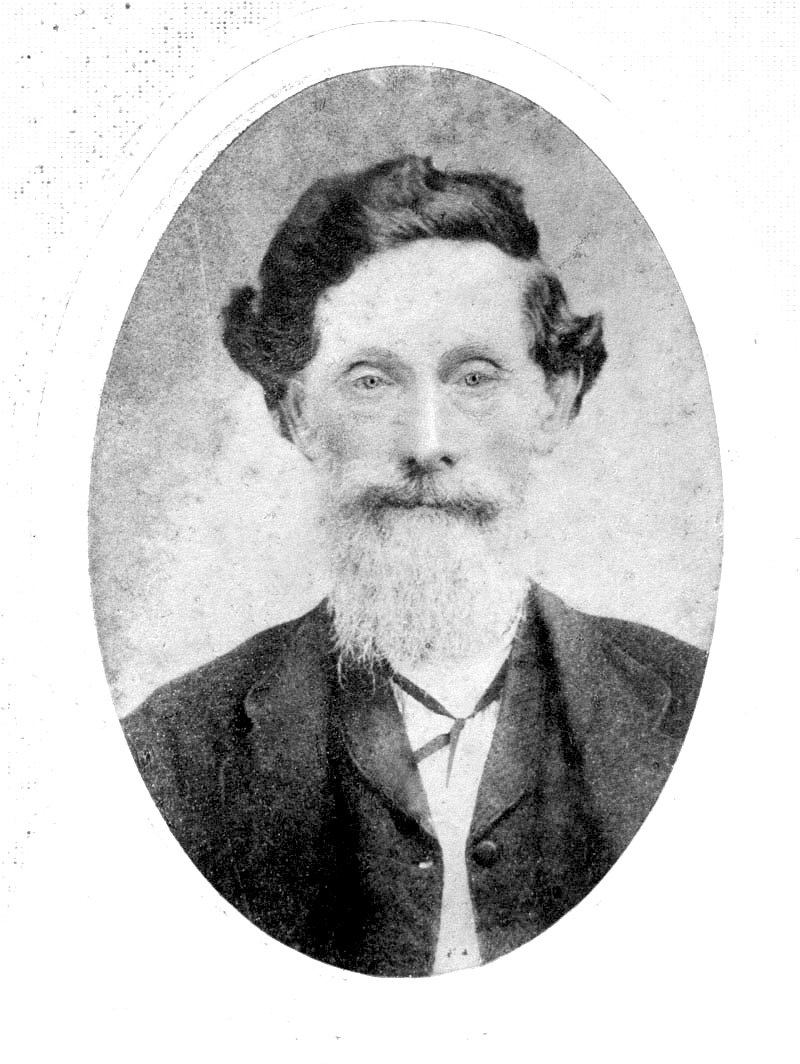 James Monroe McKenzie