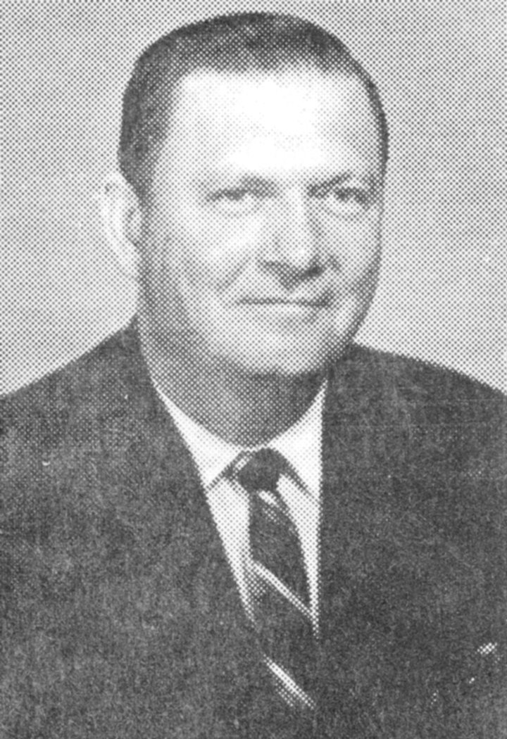 Jim Alexander served as Tennessee's Commissioner of Industrial Development in the late 1960s along with numerous positions within the state.