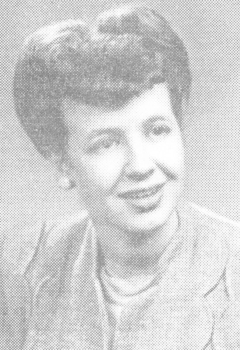 Lola Alexander around the age of 24.