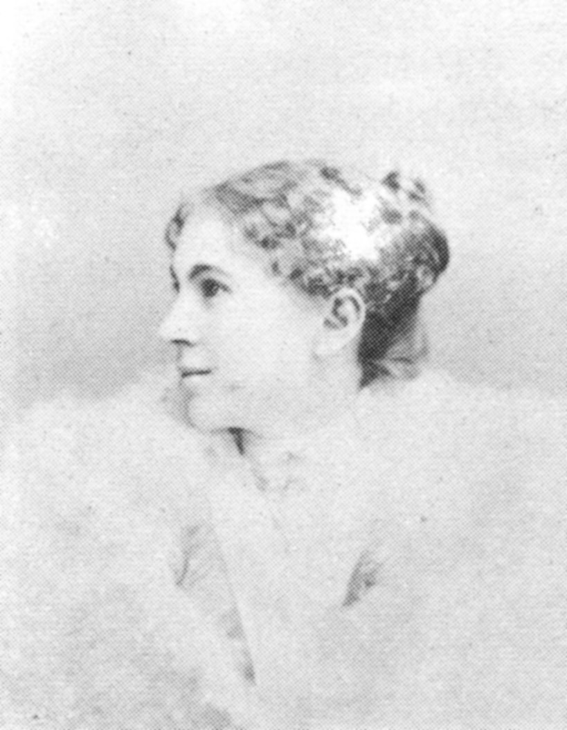 Mary Ada Collier was an accomplished pianist who died before the age of 20.