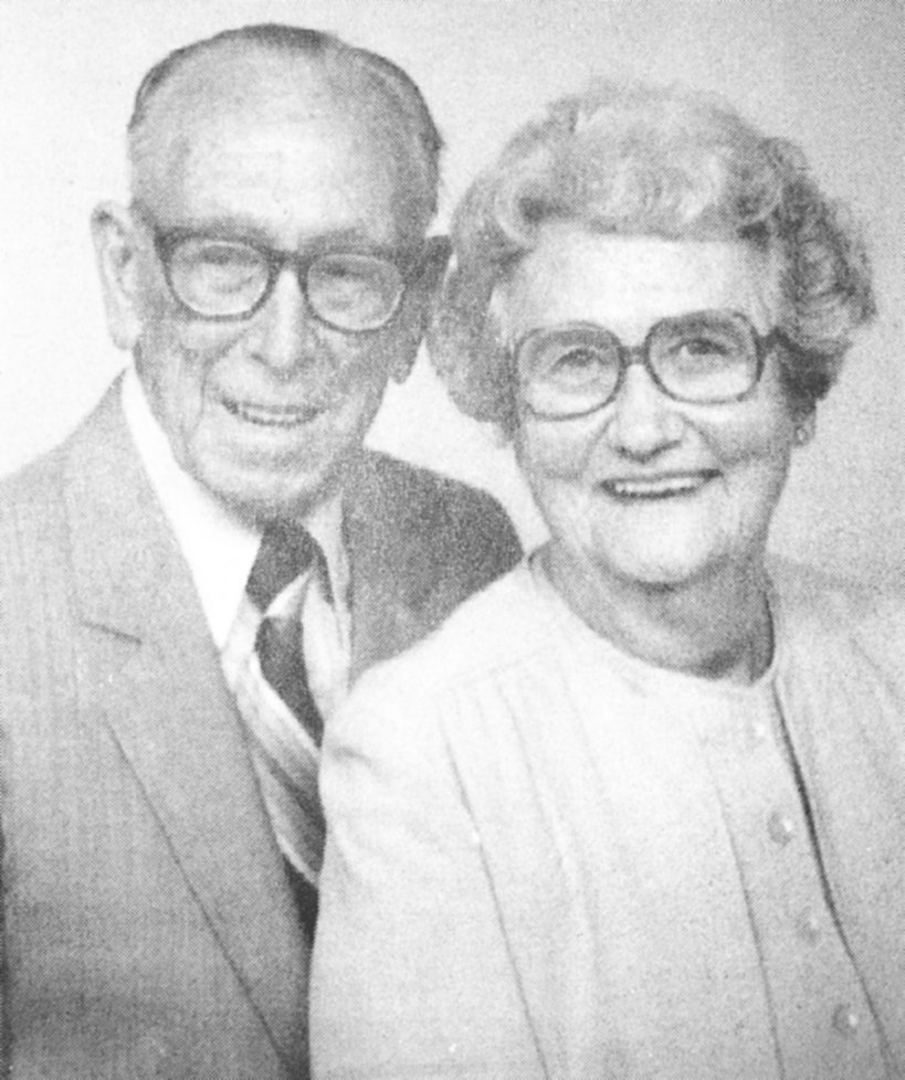 Otis and Thelma Cox were long time educators in Carroll County