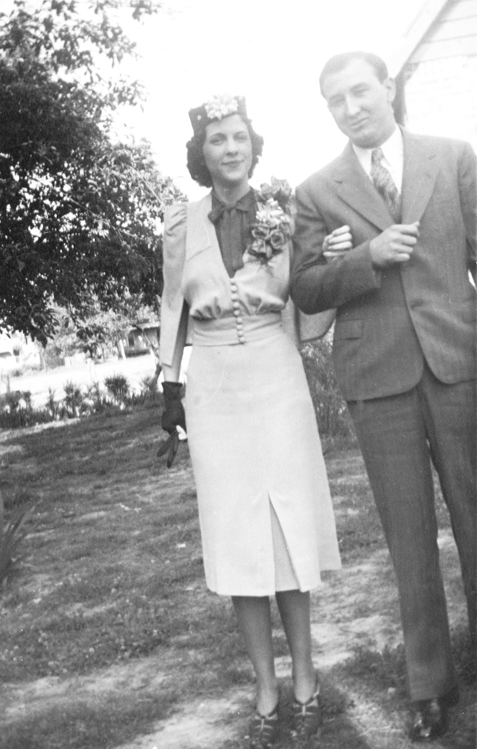 On May 1, 1938, Swat Scarbrough and Margaret Carter were married.