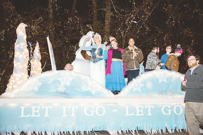 The Town of Parrish held its annual Christmas parade on Thursday night, kicking off the holiday parade season in Walker County. The 30th annual Christmas in Nauvoo parade will be held Saturday at 10 a.m., and the Empire Community Christmas Parade will be Saturday at 12:30 p.m.