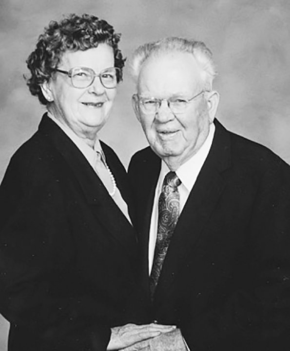 Mr. and Mrs. Howard Richmond Brown