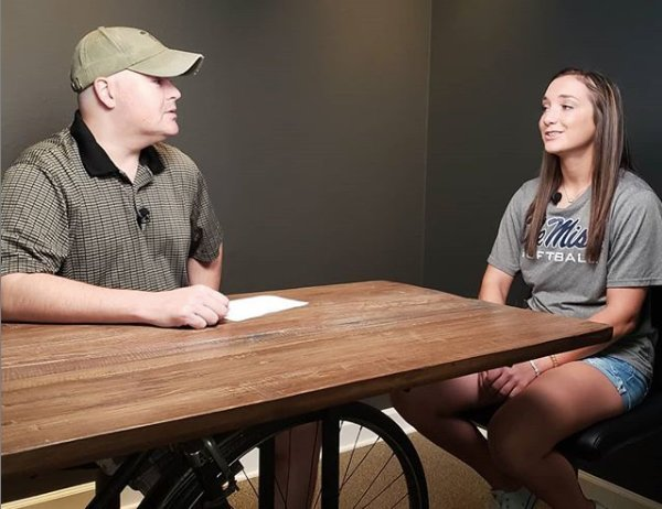 Curry High School graduate and Ole Miss star Kaylee Horton sits down with Brian Hale in the DME Studio