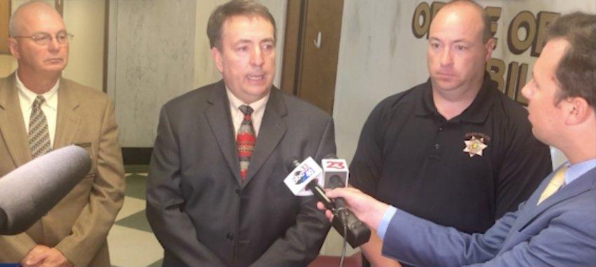 Bill Adair Press Conference