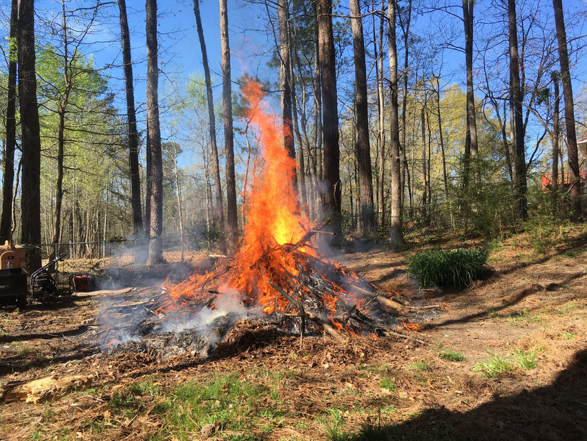 The Alabama Forestry Commission (AFC) upgraded the recent fire danger advisory to a statewide fire alert effective immediately, according to a bulletin released last Wednesday. Citizens should contact the AFC before burning.