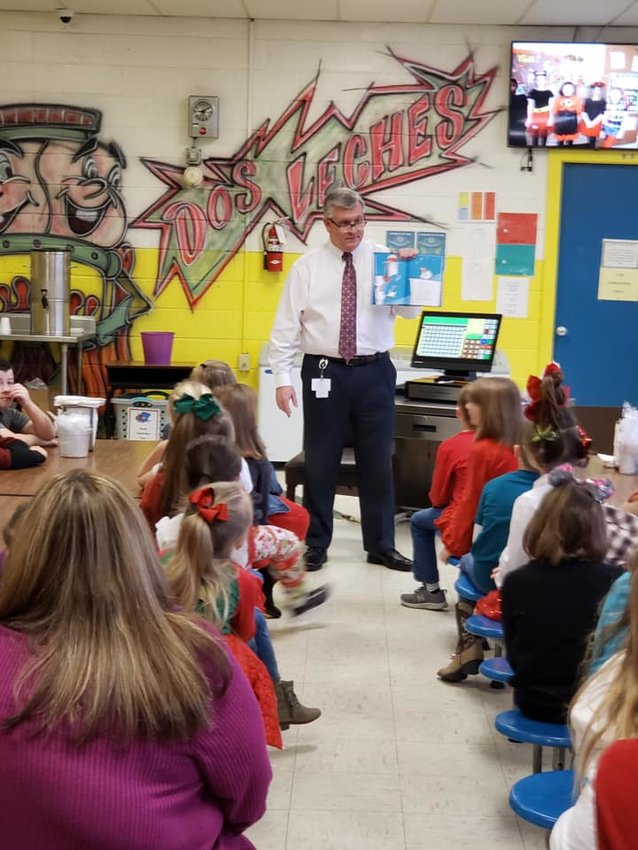 Elected officials, clergy, nonprofit leaders and members of law enforcement were in schools across the county this week taking part in Read Across America Week, an annual event celebrating the birthday of Dr. Seuss.
