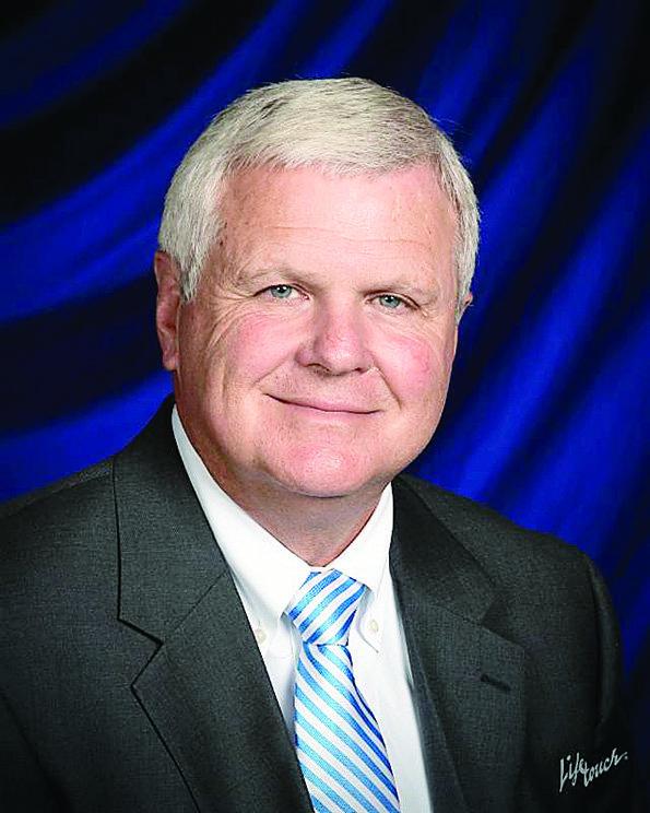 Mayor David O'Mary