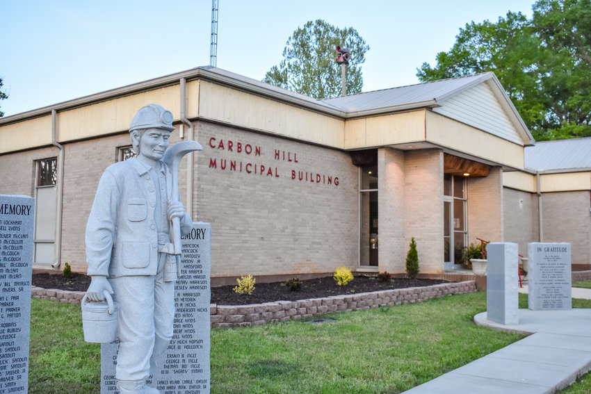 Carbon Hill City Hall