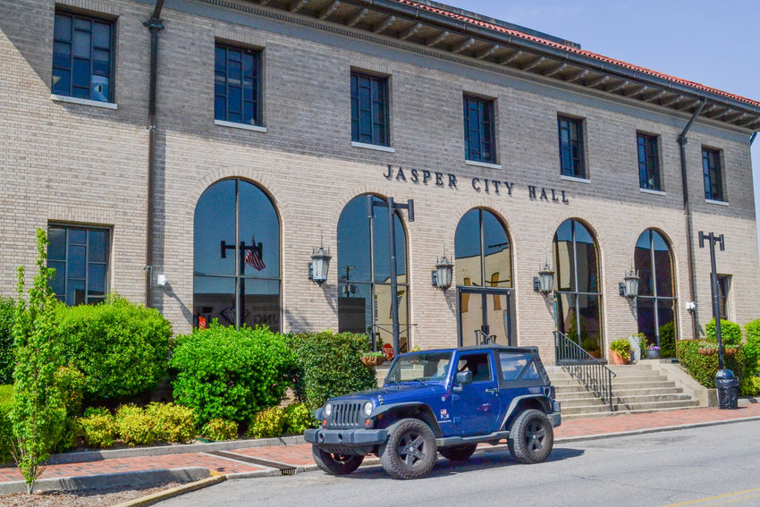 Jasper City Hall