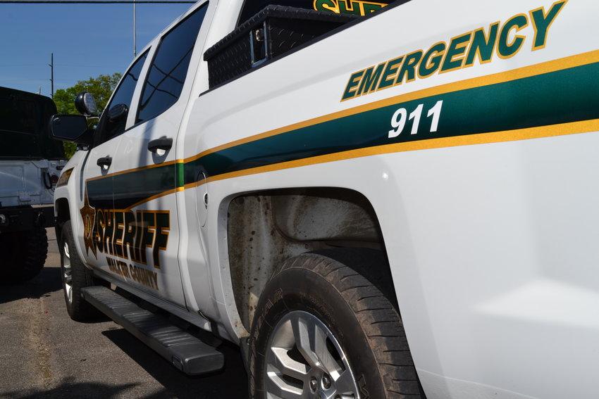 FILE - A Walker County Sheriff's Office patrol truck.