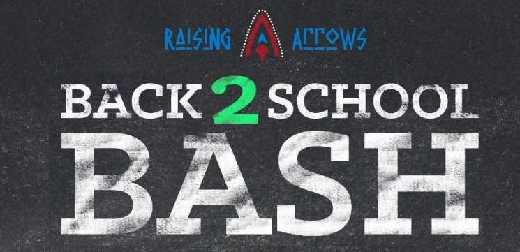 Raising Arrows will host a back to school event for area students this Saturday