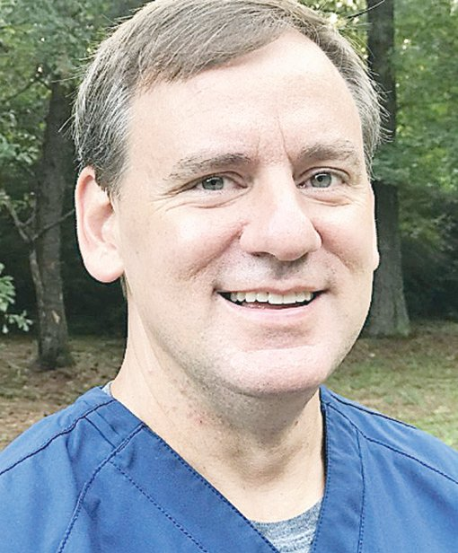 Walker Baptist registered nurse Matthew Davidson has been recognized as one of the top 10 nurses in the state of Alabama.