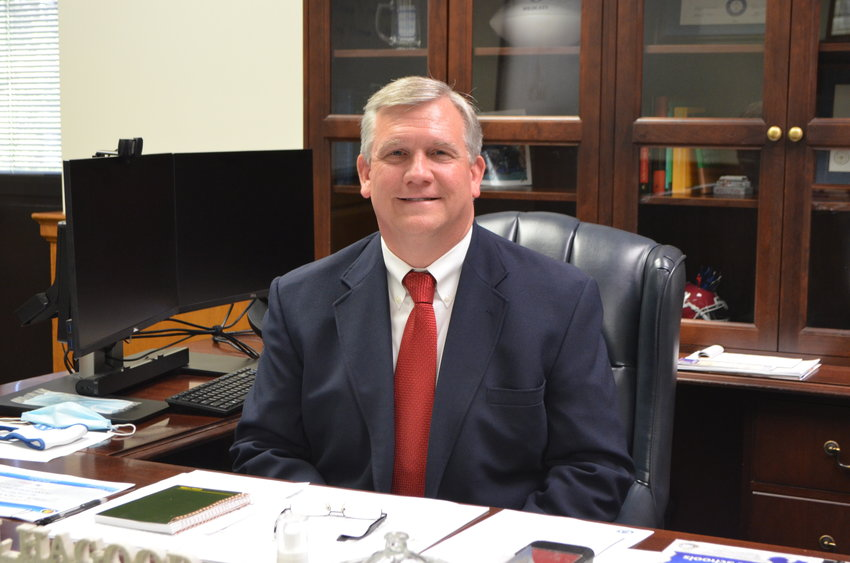 Walker County Schools Superintendent Dr. Joel Hagood has been named District 7 Superintendent of the Year and is among nine finalists for state Superintendent of the Year.