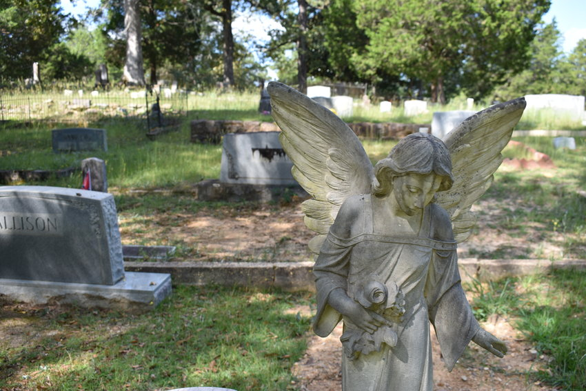 Carbon Hill's mayor and fire chief appeared to disagree Tuesday over a proposal for getting more funding for the upkeep of the historic Old Pisgah Cemetery.