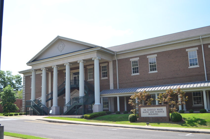 Dr. Chris Cox has been named interim president of Bevill State Community College. Pictured is part of the college's Jasper campus.