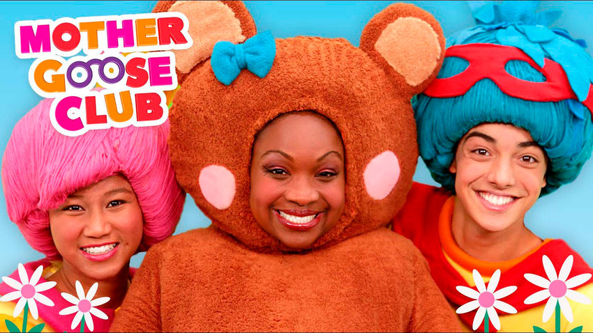 """This image courtesy of Common Sense Networks shows the logo for """"Mother Goose Club"""" on Sensical, the free streaming platform expected to launch next year. Sensical will offer thousands of vetted short-form videos for kids between 2 to 12. (Common Sense Networks via AP)"""