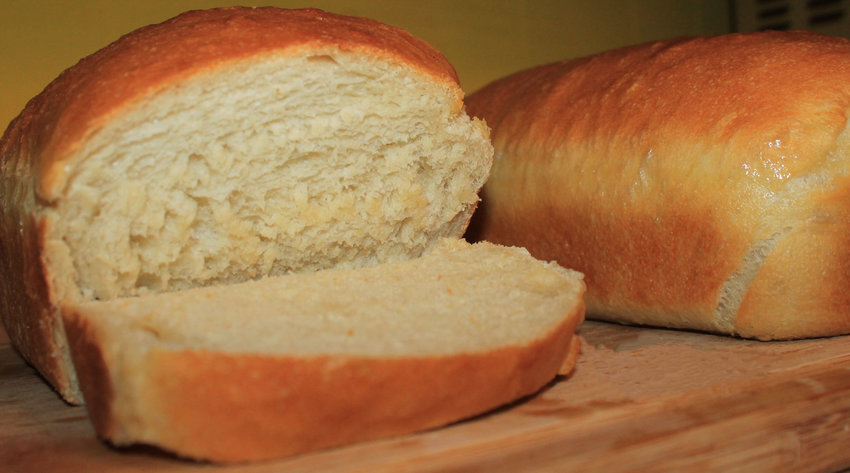 """This """"Homemade Bread for Beginners"""" recipe was a good place to start when making bread for the first time."""