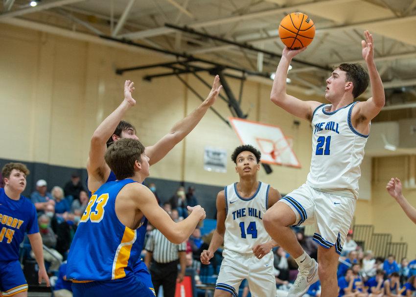 Walker County Basketball Tournament Day 3
