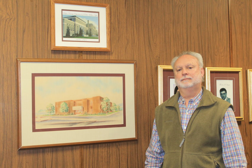 Randy Redmill is retiring from the Walker County Department of Human Resources on March 1 after 42 years with the department and 22 in the role of director.