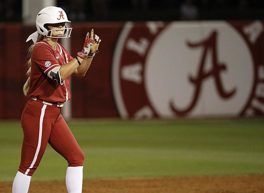 Alabama KB Sides returned from injury this weekend as the Tide swept Auburn to open SEC play.