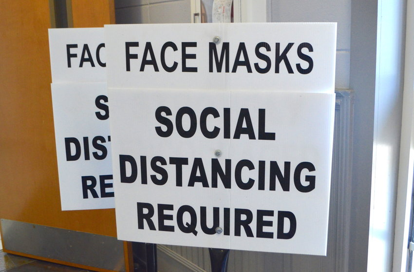 Masks will be required in Jasper City Schools for the remainder of the school year, but masks will not be required in Walker County Schools beginning May 1